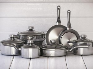 Masak-masak Yuk! Peralatan Dapur Diskon 75% di Metro Depatement Store