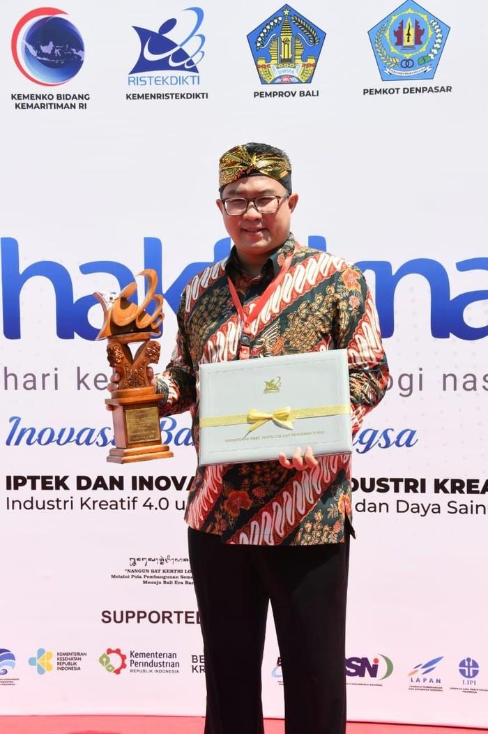 Rektor IPB Arif Satria (Dok IPB University)