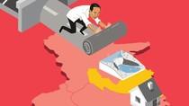 Ibu Kota Baru hingga Trans Papua, Ini Proyek Prioritas Baru Jokowi