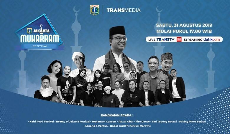 Yuk Datang dan Saksikan Kemeriahan Jakarta Muharram Festival 2019!