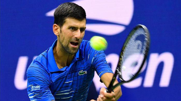 Novak Djokovic lolos ke babak ketiga Amerika Serikat Terbuka 2019 (Foto: Robert Deutsch-USA TODAY Sports)