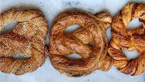 Kini Ada Cretzel, Uniknya Perkawinan Croissant dan Pretzel