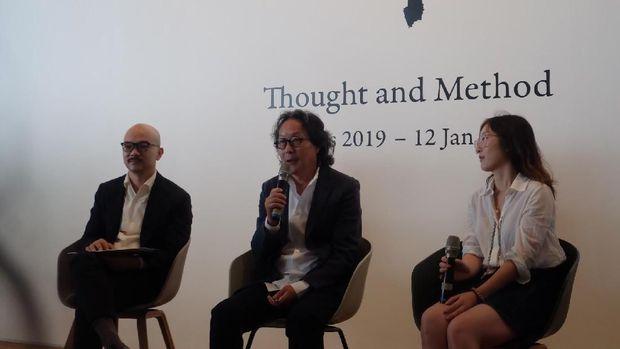 Alasan Museum MACAN Gaet Perupa Xu Bing Gelar Pameran Tunggal