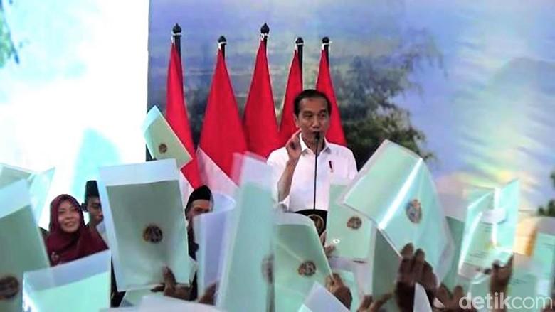 Jokowi Ditantang Terbitkan Perppu untuk Jawab Penolakan RUU KPK