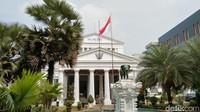Viral Museum Nasional Kebanjiran, Benarkah?