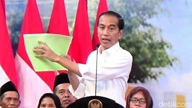 Gelar Putera Reformasi untuk Jokowi Jadi Polemik, Alumni Trisakti Menampik