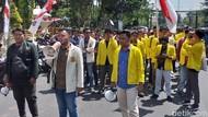 Mahasiswa Surabaya Tuntut DPRD Kawal Kasus Rasisme