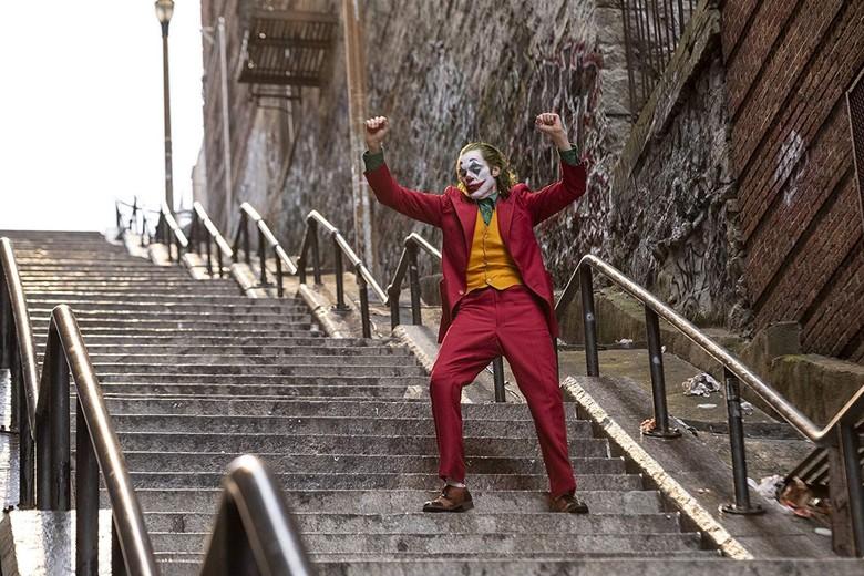 Joaquin Phoenix, sosok Joker. Foto: Dok. Warner Bros