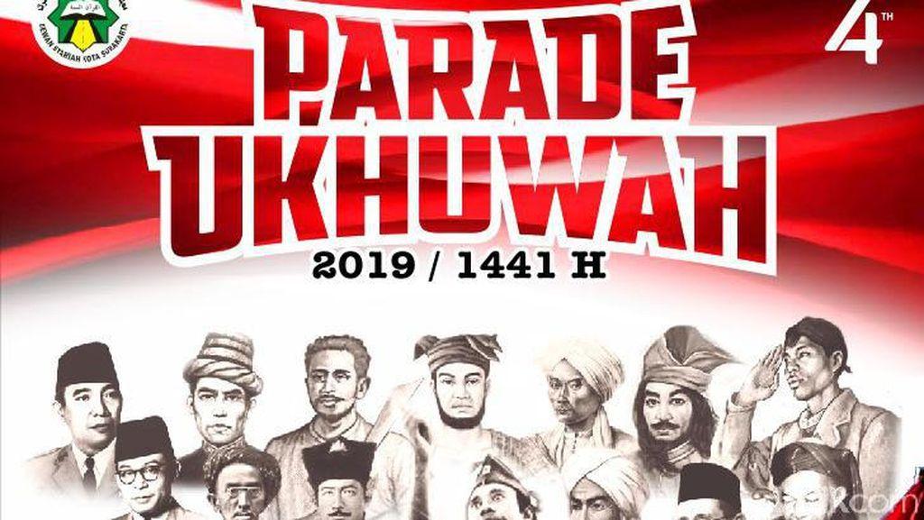 NU Solo Imbau Nahdliyin Tak Ikut Parade Ukhuwah yang Hadirkan Felix Siauw