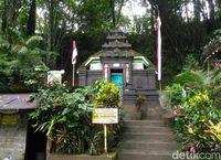 Petilasan Prabu Tawang Alun (Ardian/detikcom)