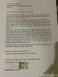 Habib Hilal Mundur dari Dewan Syuro PKB, Cak Imin: Merasa Terlalu Muda
