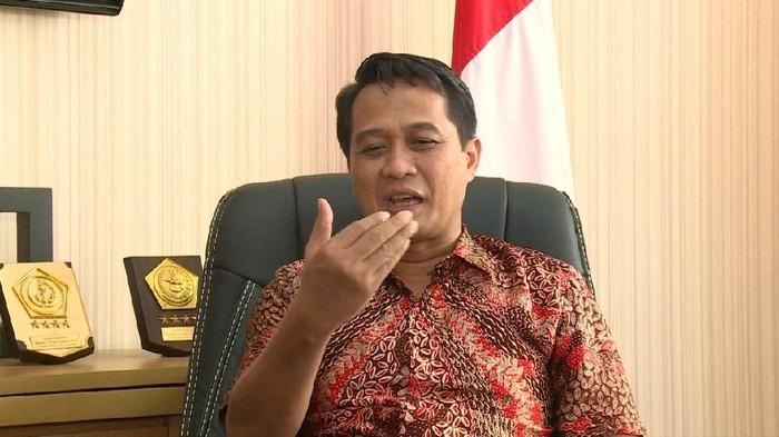 Ketua Umum Ikatan Dokter Indonesia dr Daeng M. Faqih, SH, MH