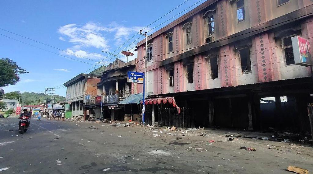 Pengusaha Yakin Papua akan Segera Pulih