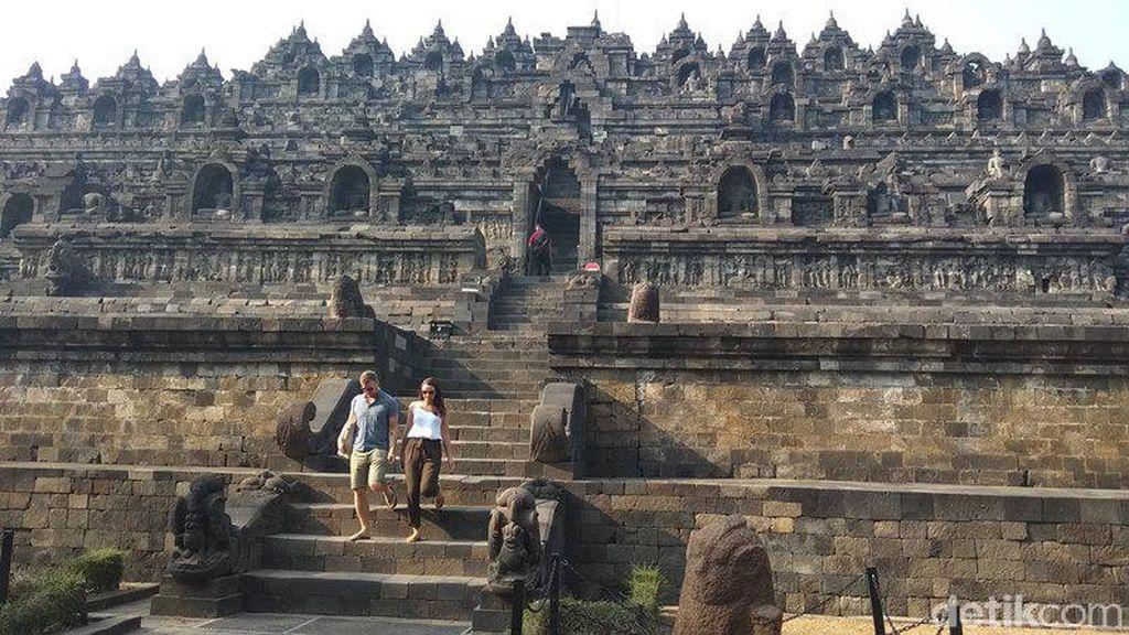 Demi Kenyamanan, Bakal Dibangun Boulevard di Candi Borobudur