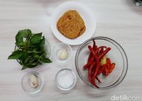 Makan Makin Semangat dengan Sambal Tempe yang Gurih Pedas