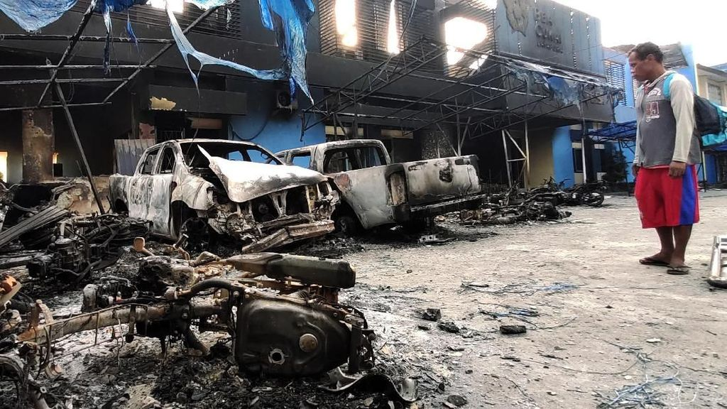 Mobil Hangus di Kerusuhan Papua Bisa Ditanggung Asuransi Jika...