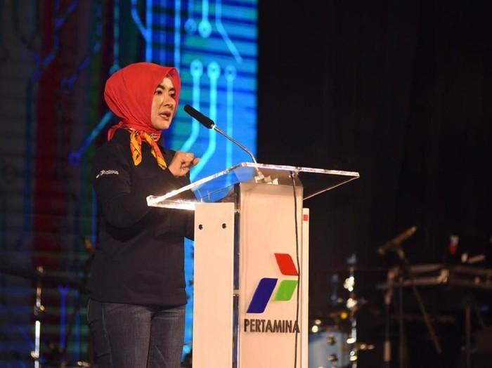 Direktur Utama Nicke Widyawati