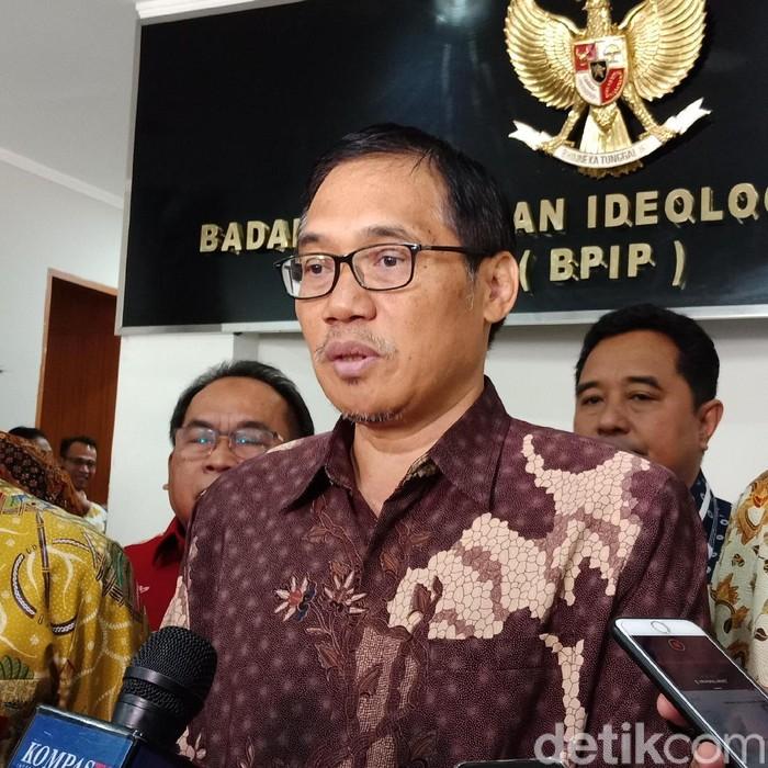 Plt Ketua BPIP Hariyono