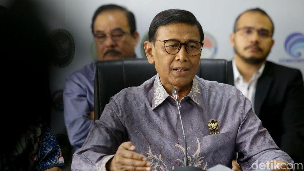 Menkopolhukam Bantah Pemerintah Potong Layanan Telepon Jayapura