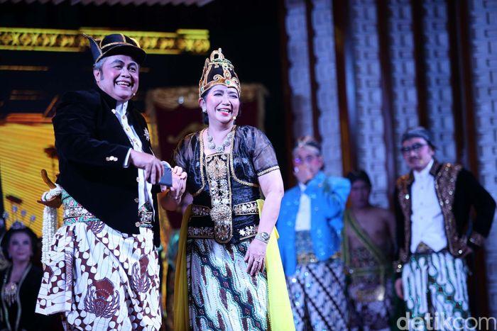 Bank Indonesia mengadakan Pagelaran Ketoprak Eksekutif Kebangsaan dengan lakon Sultan Agung.