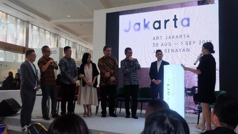 Art Jakarta 2019 Foto: Tia Agnes
