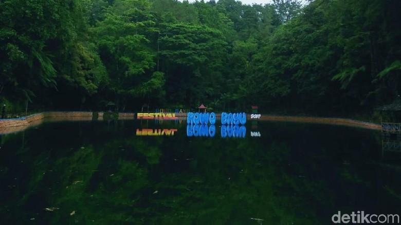 Danau Rowo Bayu di Banyuwangi (Ardian Fanani/detikcom)