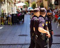 Kepolisian Barcelona berjaga di titik-titik tempat wisata yang ramai turis (iStock)