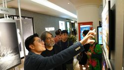 Enam Fotografer Pamer Karya Pakai Kamera Smartphone