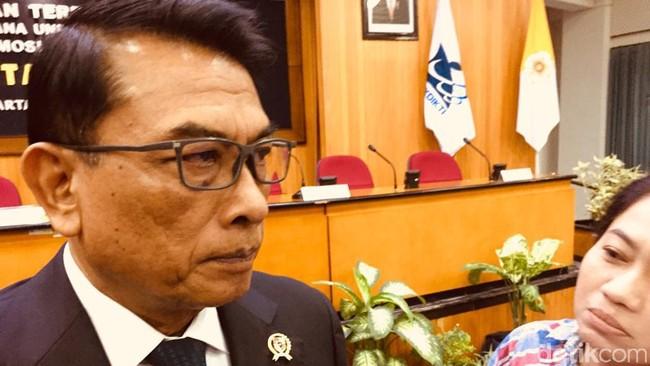 Fakta Seputar Moeldoko Tarik Ucapan KPK Hambat Investasi