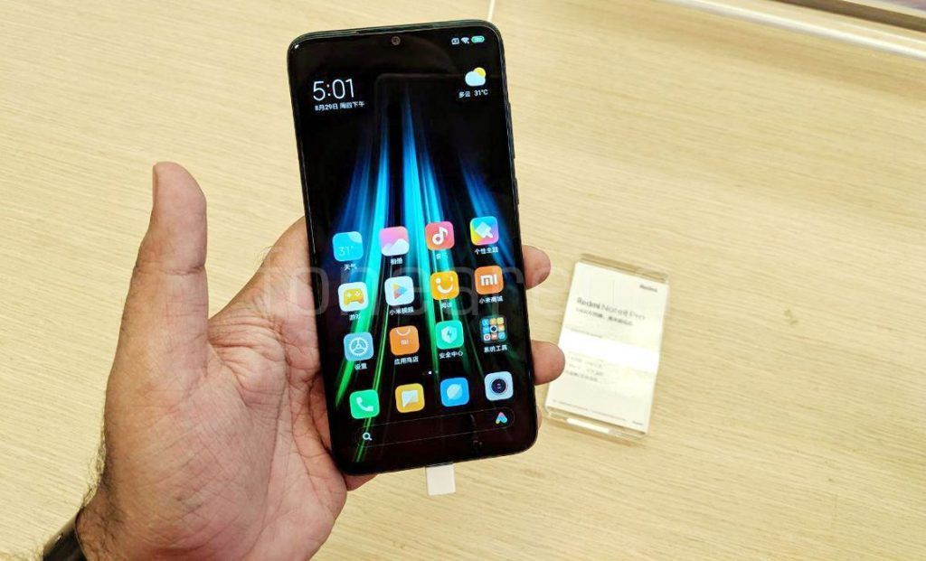 Inilah wujud Redmi Note 8 Pro. Foto: Android Central