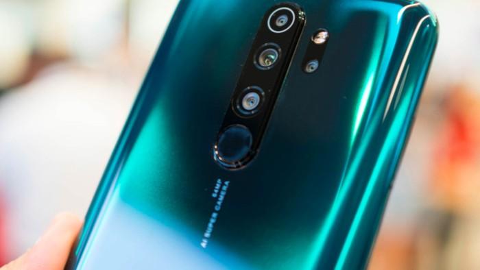 Kamera Redmi Note 8 Pro. Foto: Android Central