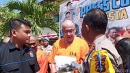 Nge-vape Ganja, WN Jerman Diciduk di Bali