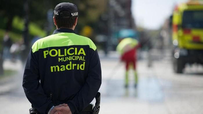 Polisi di Spanyol