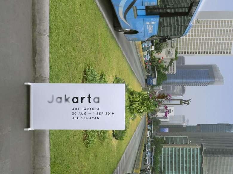 Eko Nugroho hingga teamLab, 10 Karya Spesial di Art Jakarta 2019