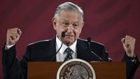 Presiden Meksiko Minta AS Bertindak Atasi Krisis Migran