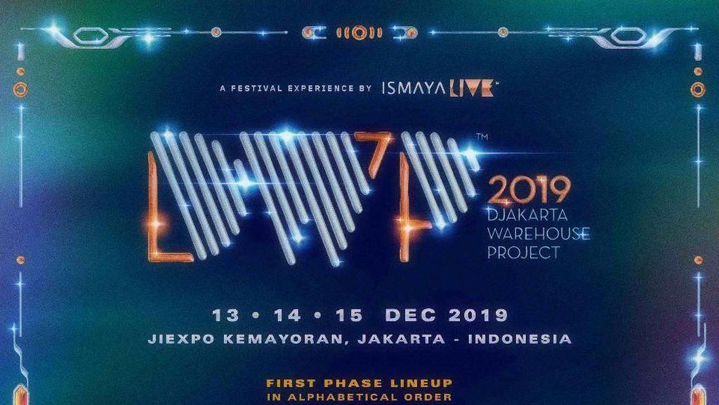 Martin Garrix di Hari Pertama, Calvin Harris Bakal Tutup DWP 2019