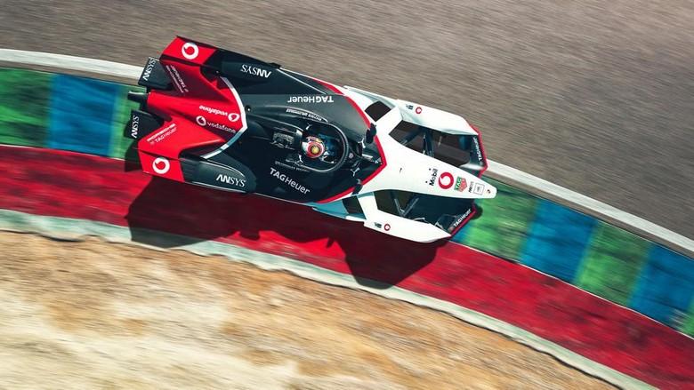 Ilustrasi Foto: Istimewa/Porsche