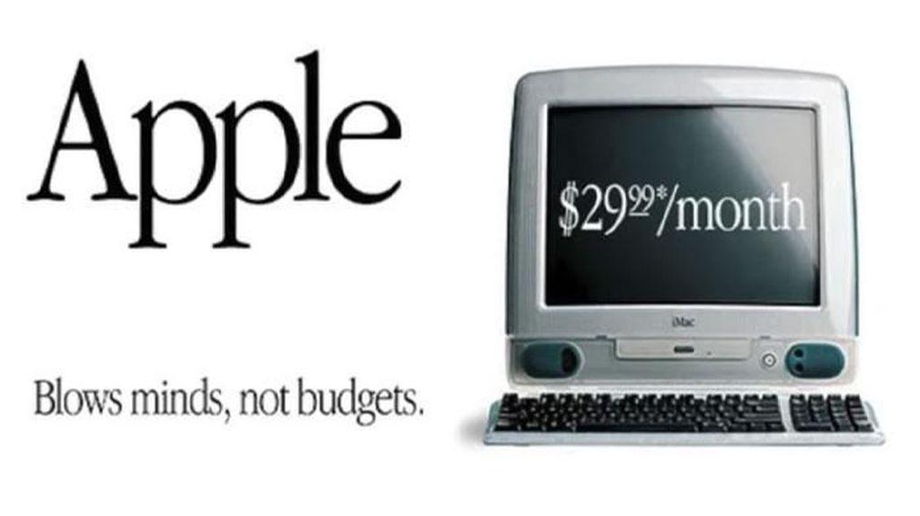Percaya Nggak Apple Hingga Google Dulu Pernah Begini?