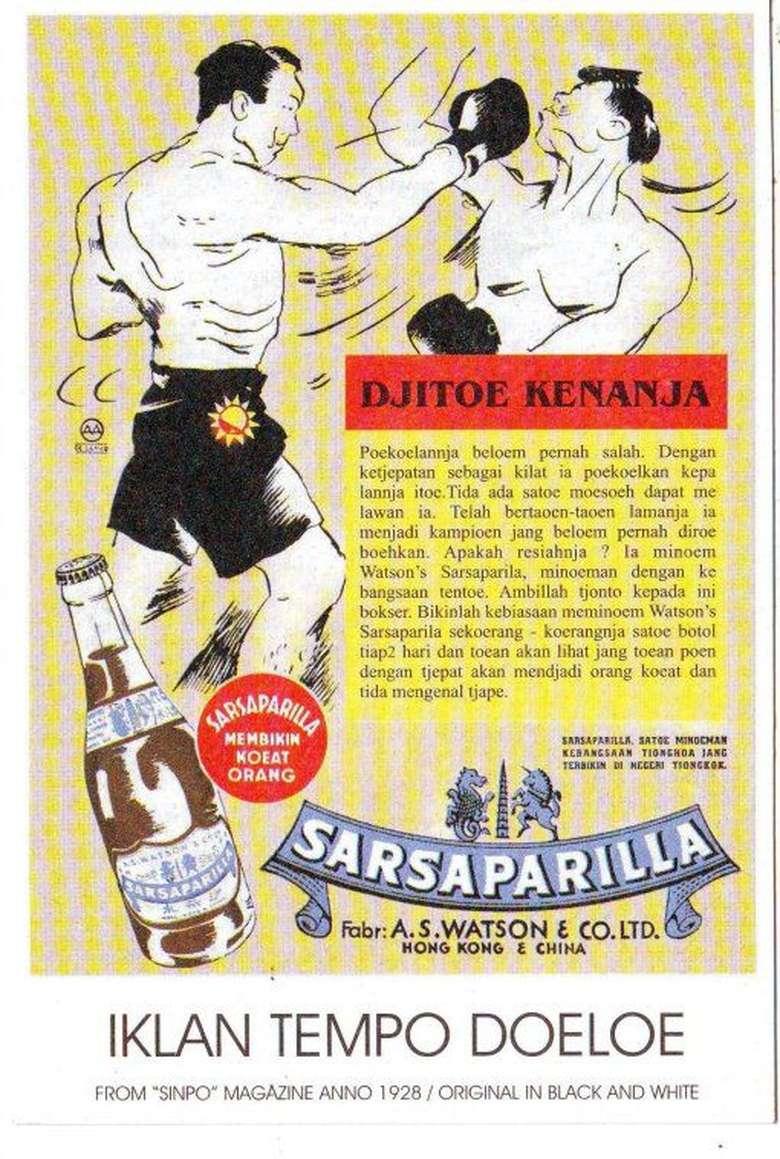 Klasik Tapi Menarik Iklan Minuman Jaman Dulu Bikin Kangen