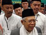 Maruf Amin Sebut Banyak Ormas Islam Dukung RUU Pesantren