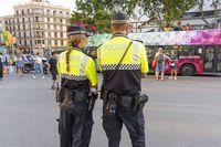 Kepolsiian Spanyol memperketat keamanan untuk memberi rasa nyaman bagi turis (iStock)