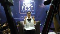 Menlu Retno Ajak Milenial di Semarang Paham Diplomasi Lewat Diplo Fest