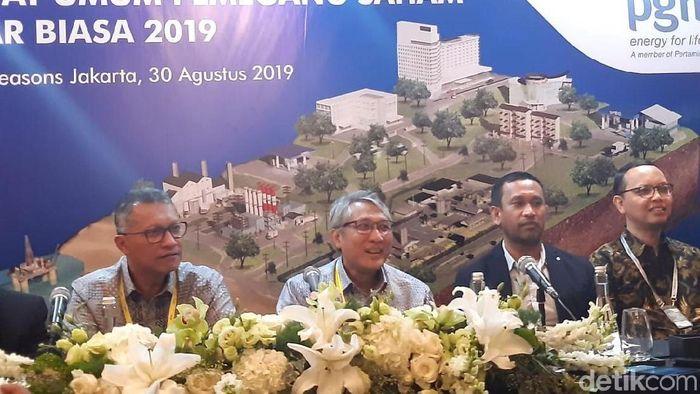 Foto: Perombakan Direksi dan Komisaris PGN  (Achmad Dwi Afriyadi/detikFinance)