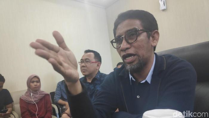 Direktur Pelindo IV Farid Padang (Taufik/detikcom)