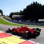 Ferrari Terdepan Lagi, Kini Leclerc Tercepat di FP2 GP Belgia