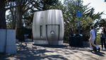 Keren! Toilet Ini Didesain Manfaatkan Air Hujan Lho