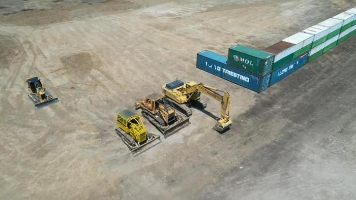 Pusat Logistik Berikat Dibangun di Kawasan Industri Aceh