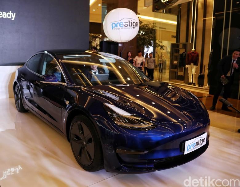 Tesla Paling Murah Sampai Indonesia Harganya Masih Miliaran