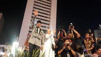 Kata Anies soal Makna Pawai Obor Elektrik di Jakarta Muharram Festival