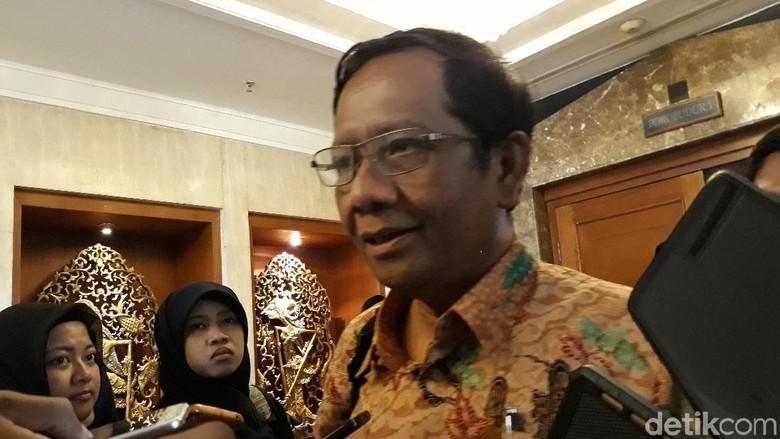 Mahfud Md Tanggapi Kondisi KPK: Rakyat Gelisah, Tolong Selesaikan